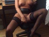 Sekretářka..