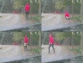 Čůrání v parku :D