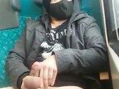 Honička ve vlaku....