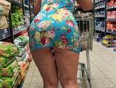 hodně krátké šaty