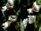 Studentka mě kouří v Tescu